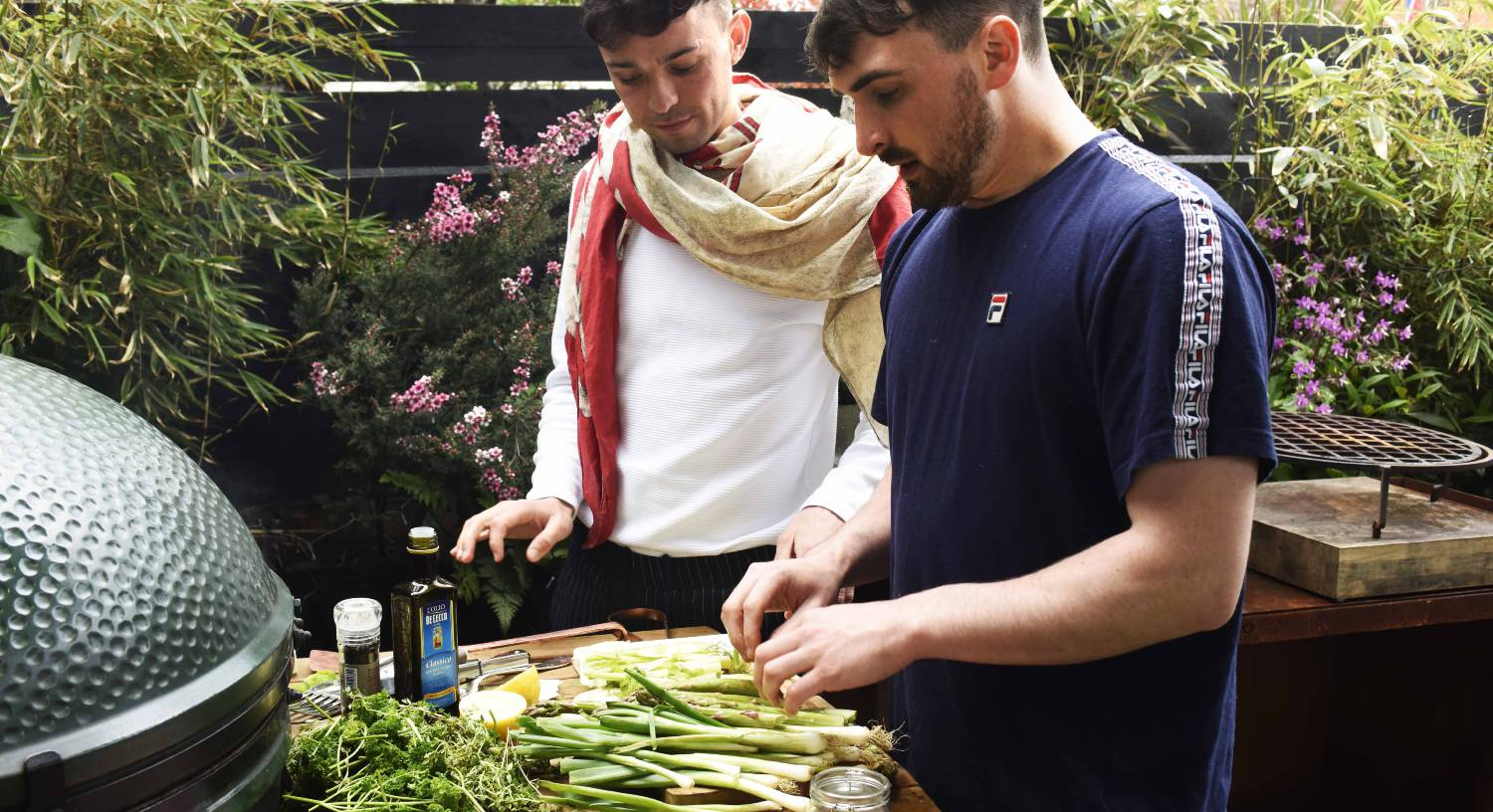 Food & Fun: Cooking in the great outdoors