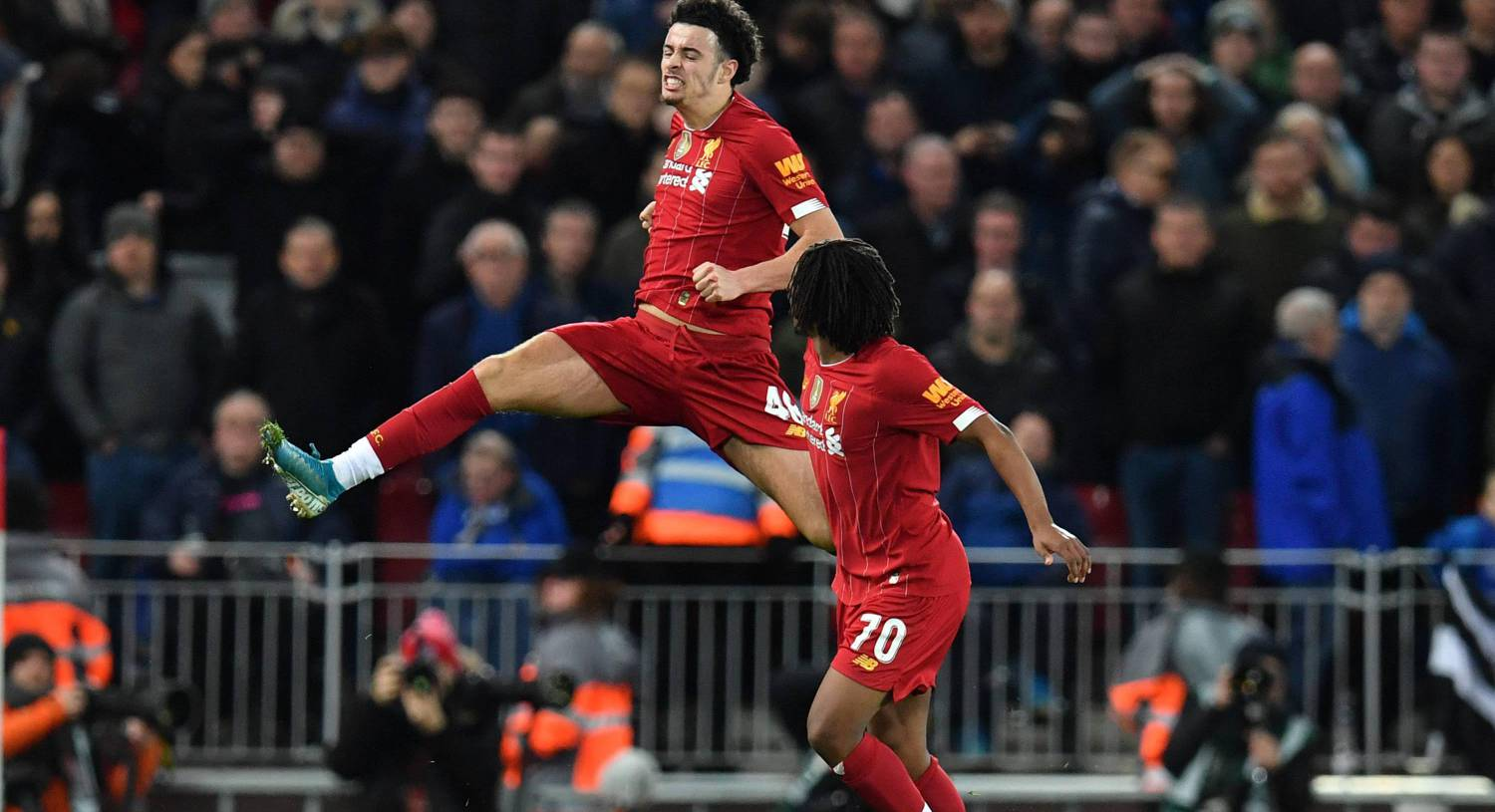 Liverpool's likely lads: The next generation who could help prevent another 30-year title wait