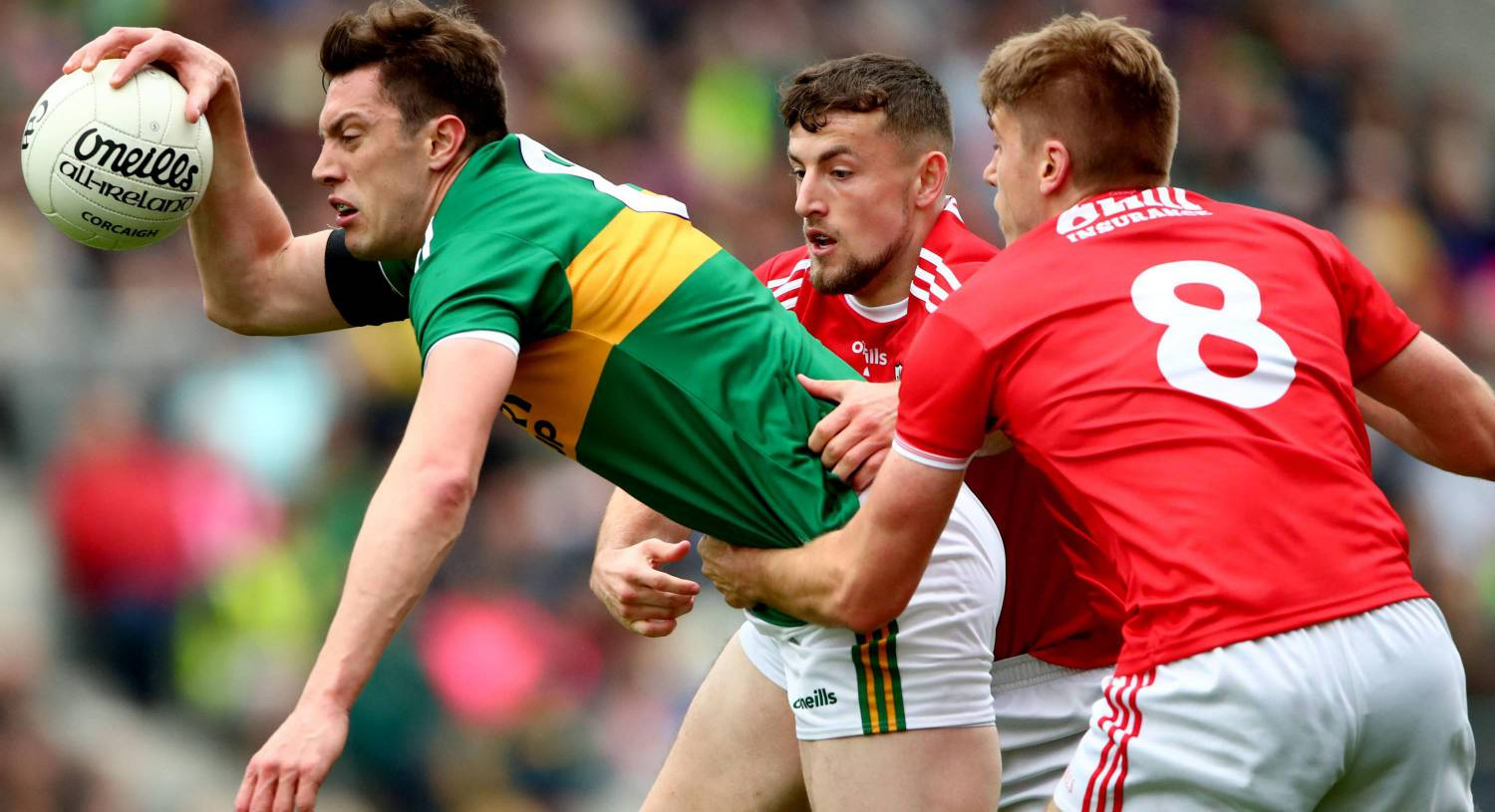 Kerry set for winner-takes-all trip to face Cork at Páirc Uí Chaoimh