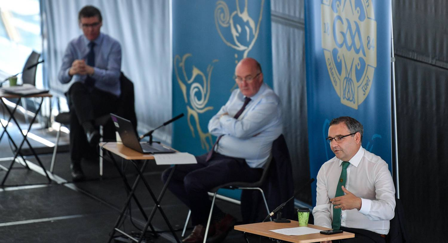 No plans for GAA to punish counties training before September 14