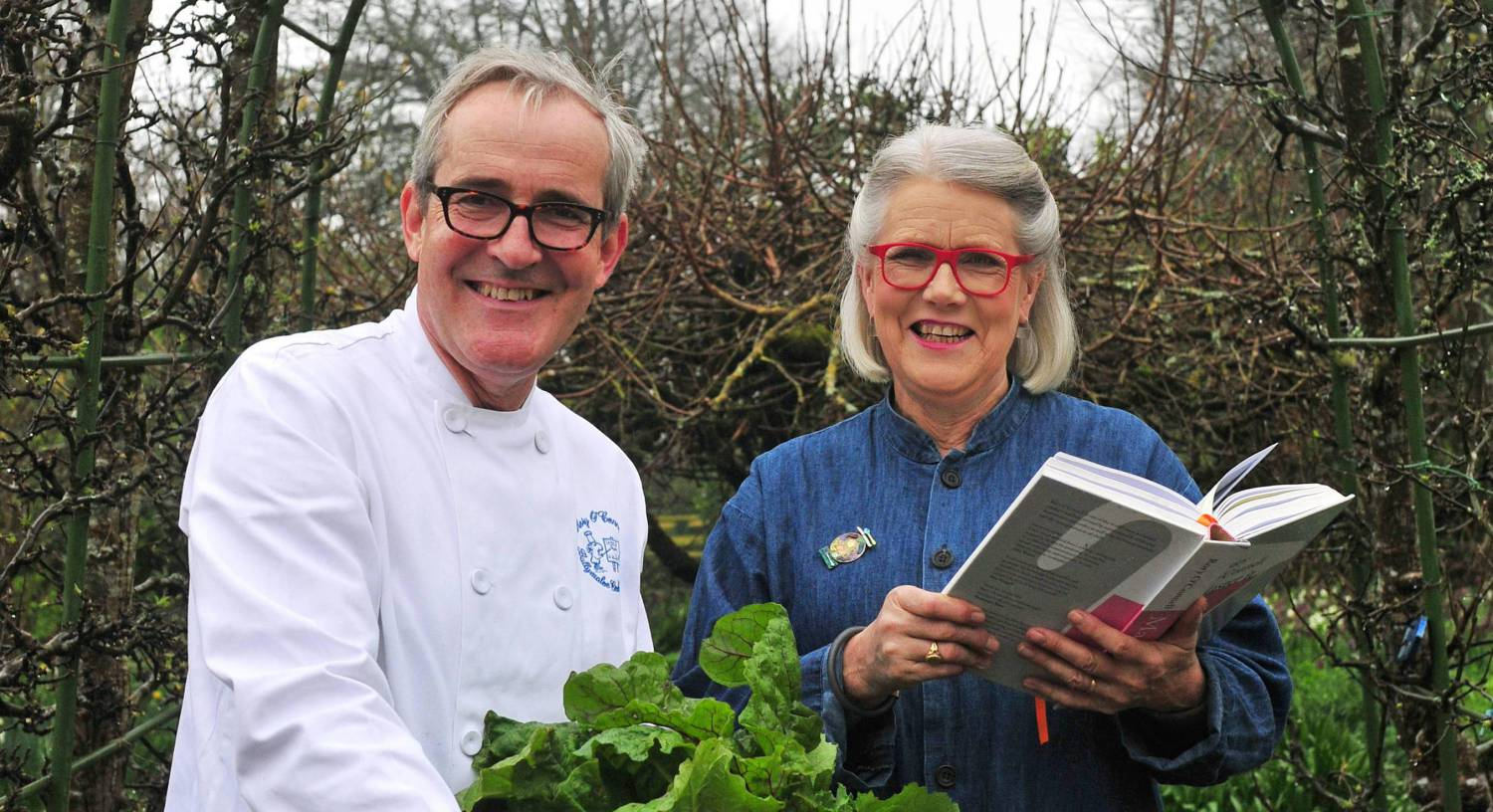 Darina Allen: How to grown your own veg, use leftovers and live sustainably