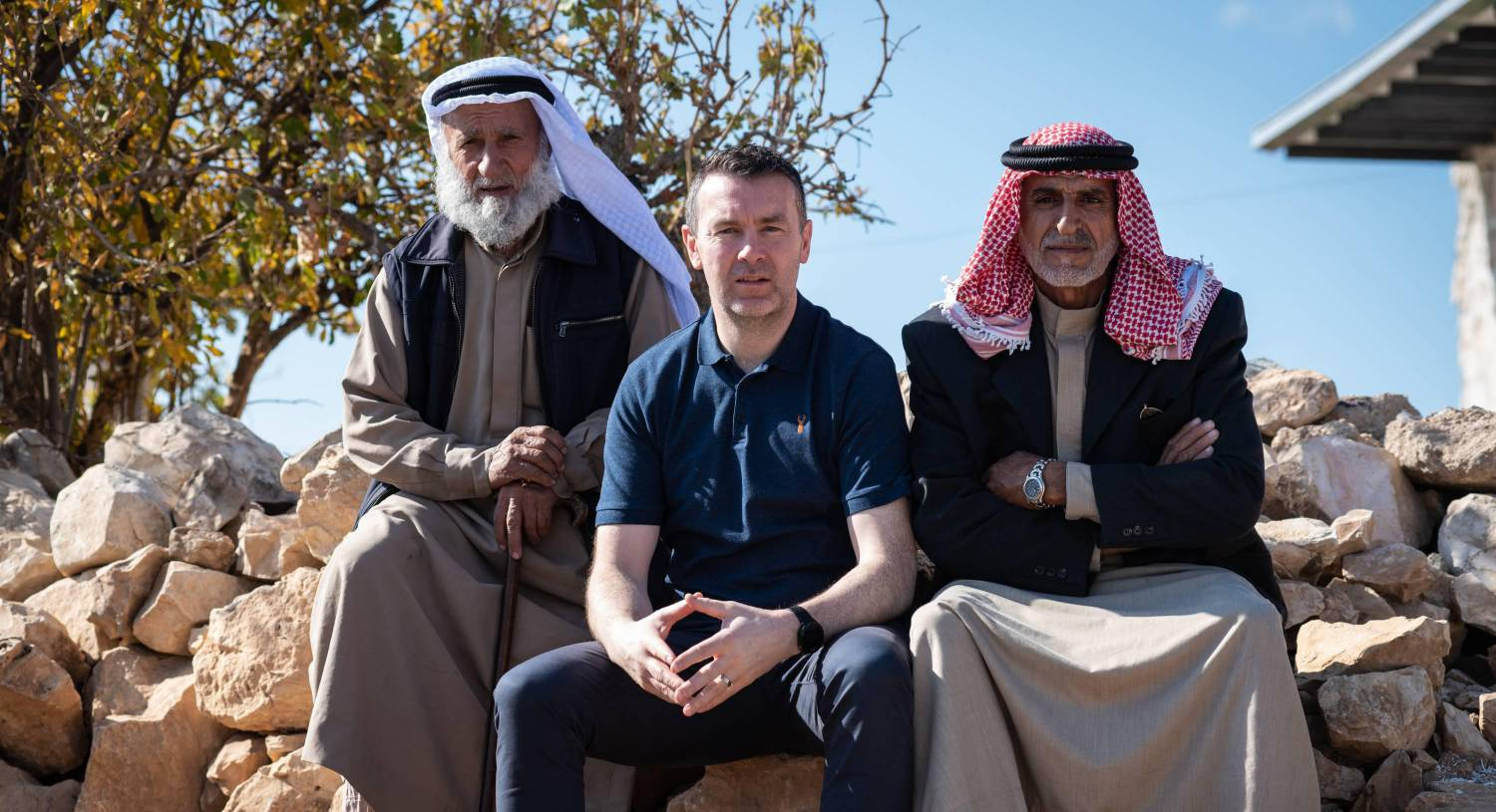 Oisín McConville: Gaza echoes bad days of the Troubles
