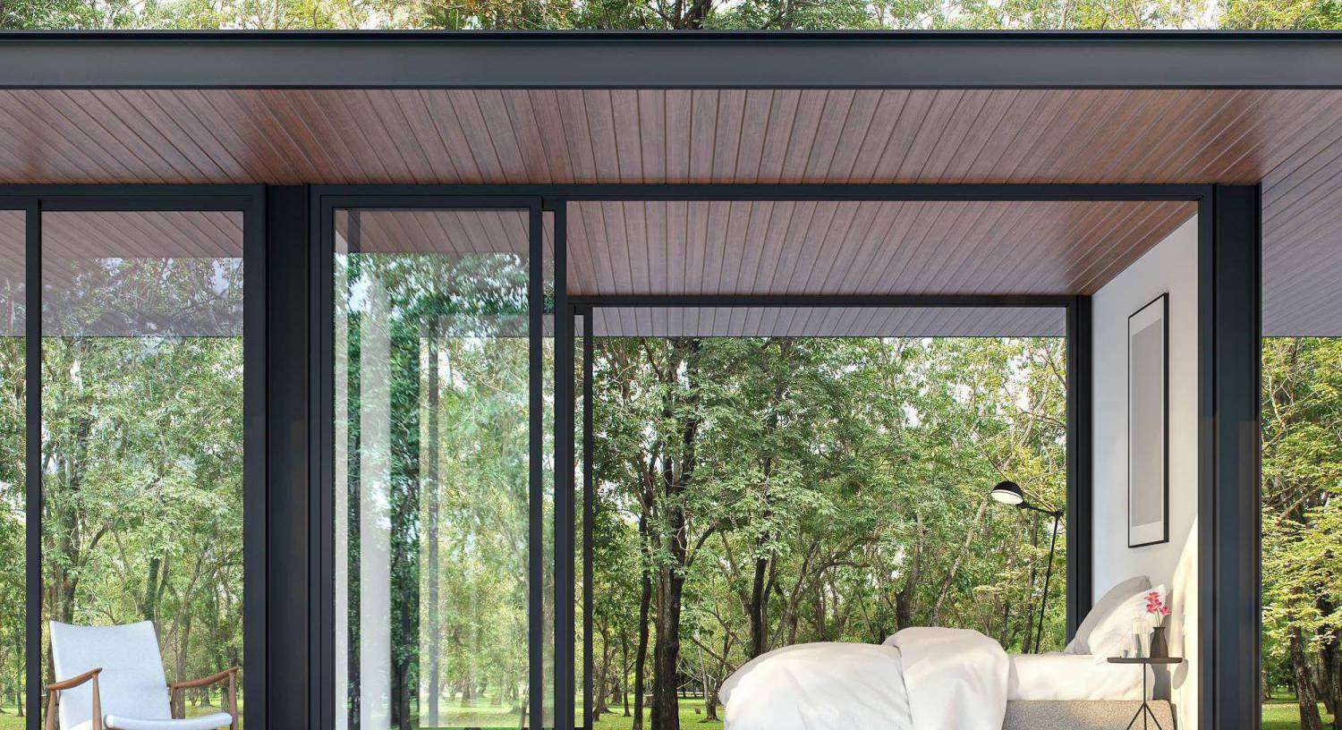 Sky's the limit for open-air rooms