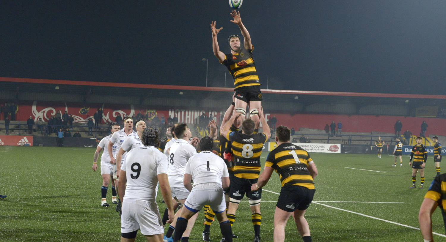 Rugby clubs meeting to discuss IRFU's return to play roadmap