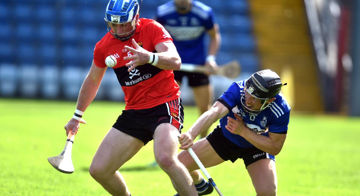Hurling with cancer: how Sarsfields ace Eoin O'Sullivan took on every obstacle to get back on the field