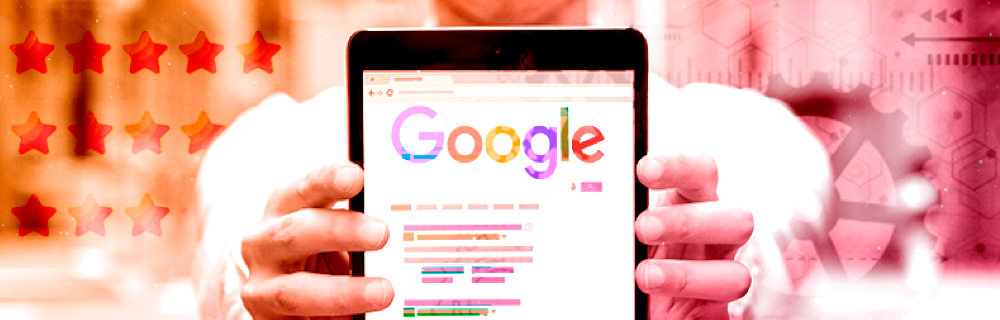 Cambios en la posición media de Google