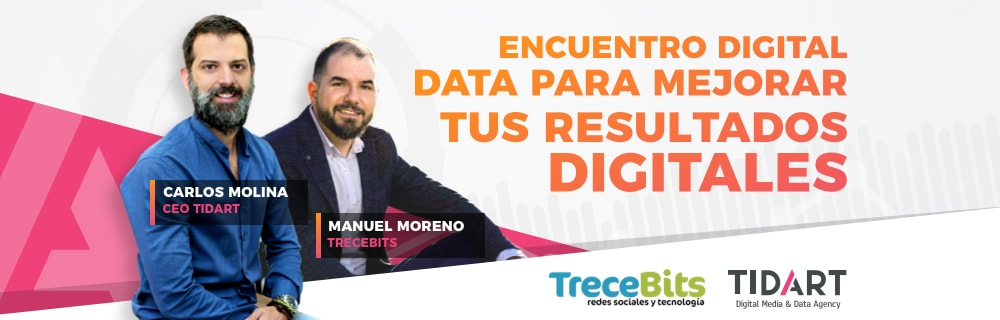 Así puedes usar el data para mejorar tus resultados digitales