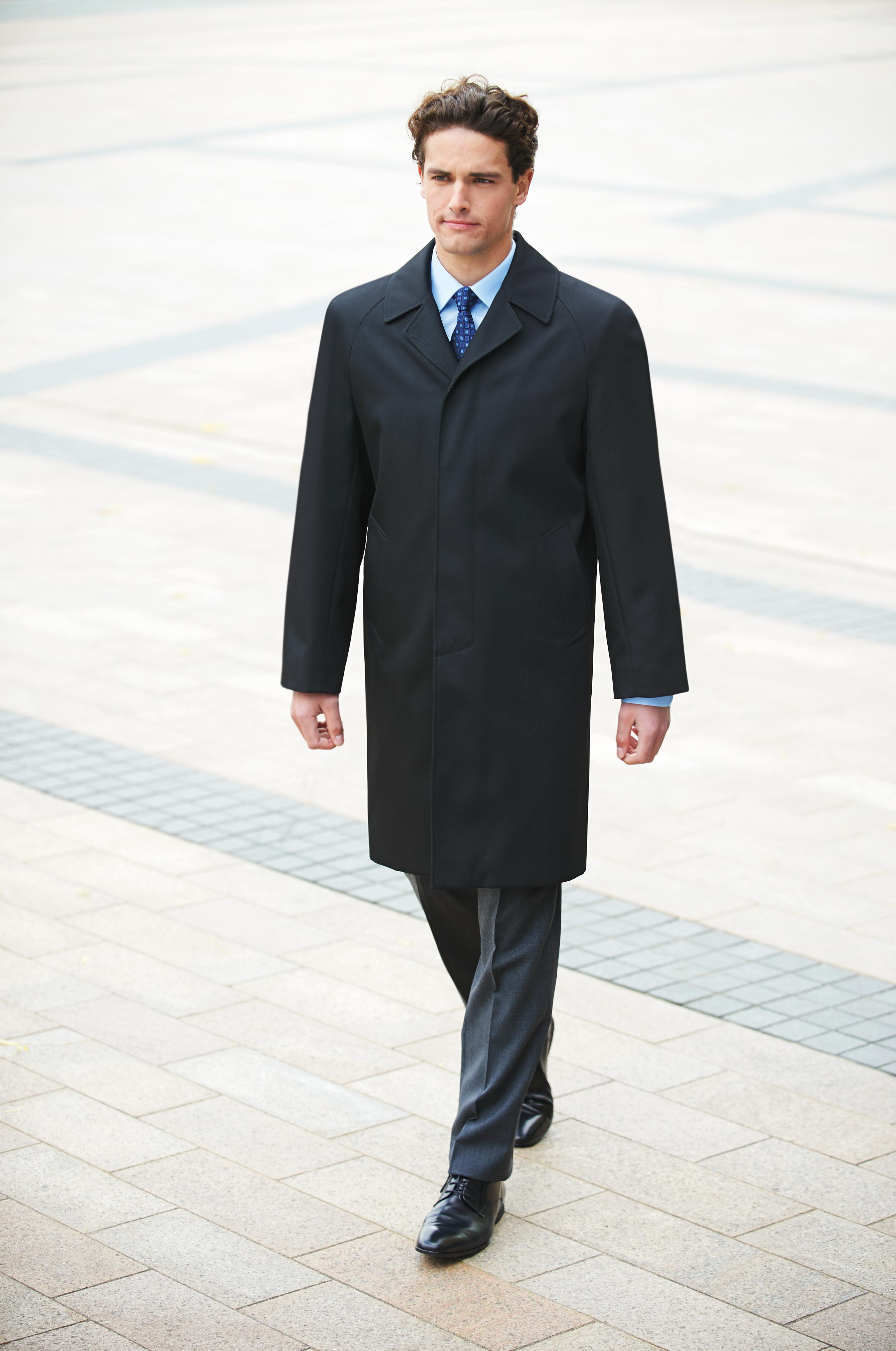 Men's Raincoat Whipcord