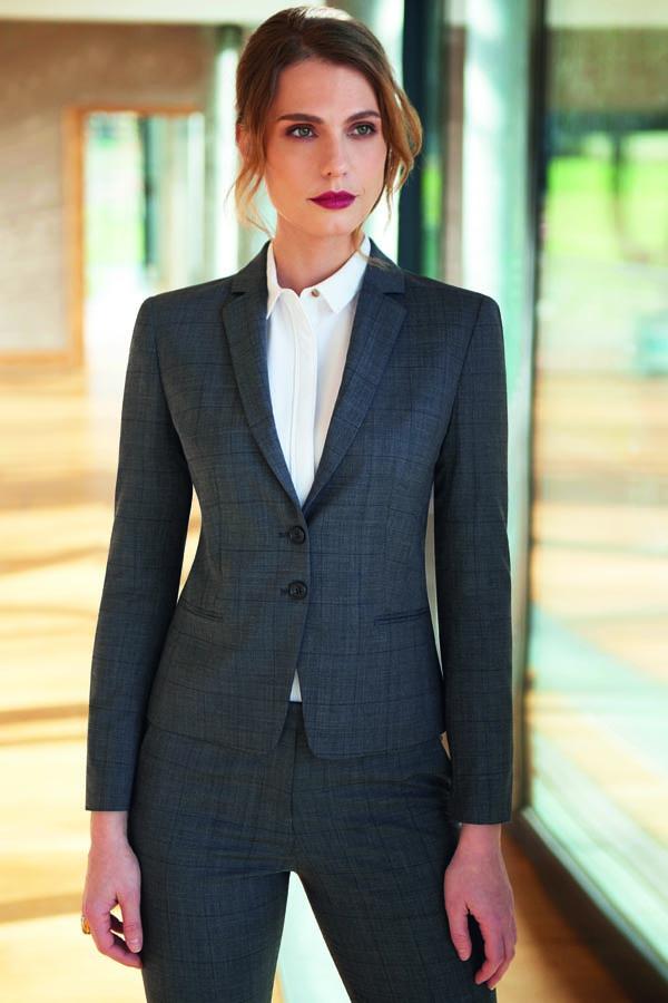 Ladies Jacket Calvi Signature Slim Fit