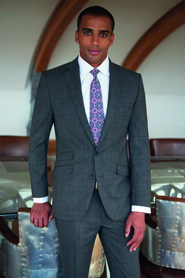 Men's Jacket Cassino Signature Slim Fit