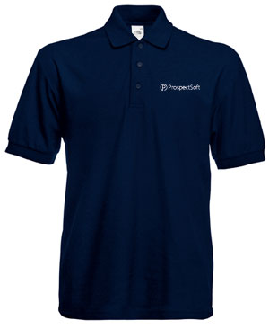 ProspectSoft Men's Polo Shirt