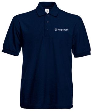 ProspectSoft Men's Polo Shirt