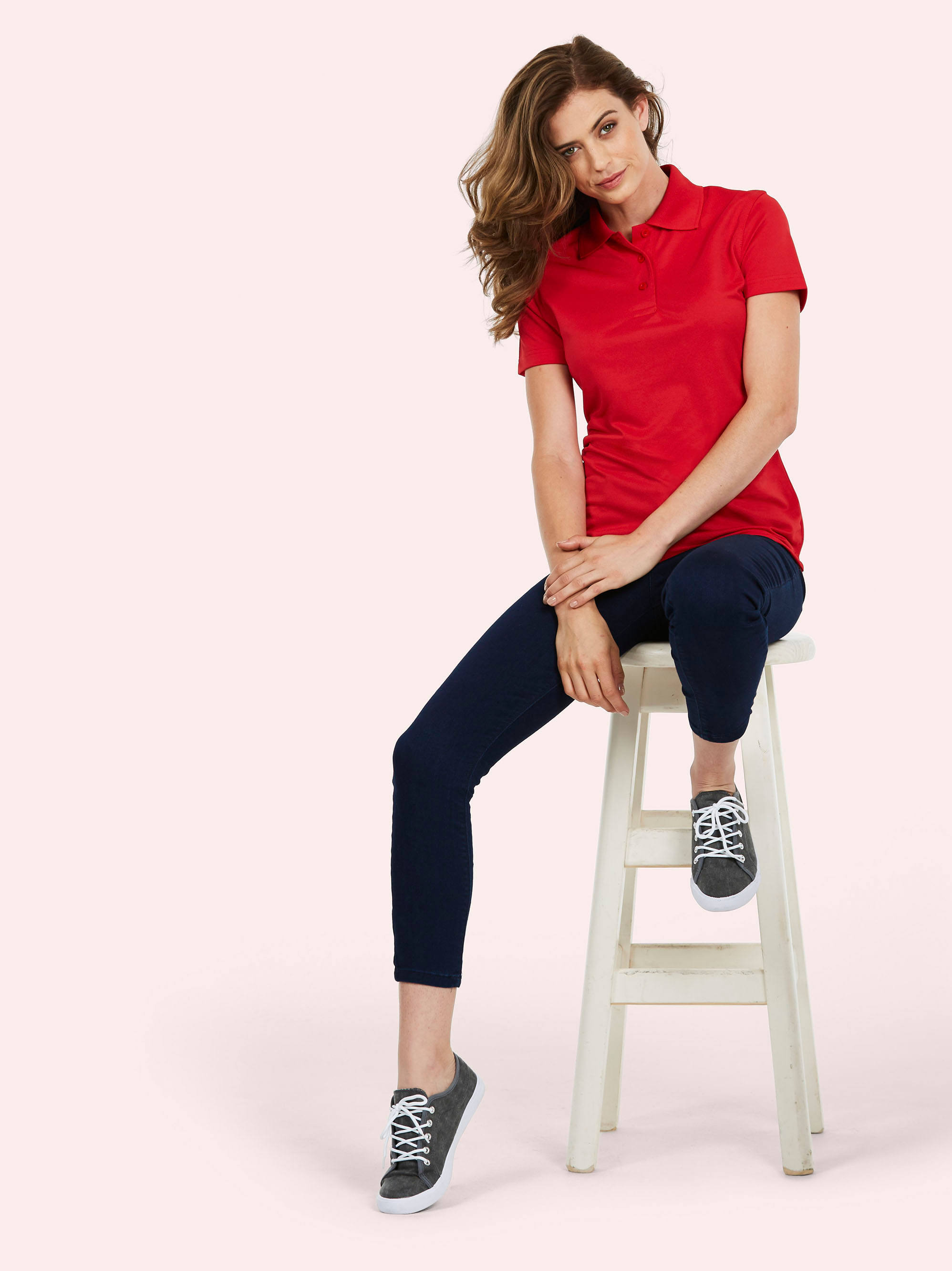 Ladies Super Cool Workwear Poloshirt