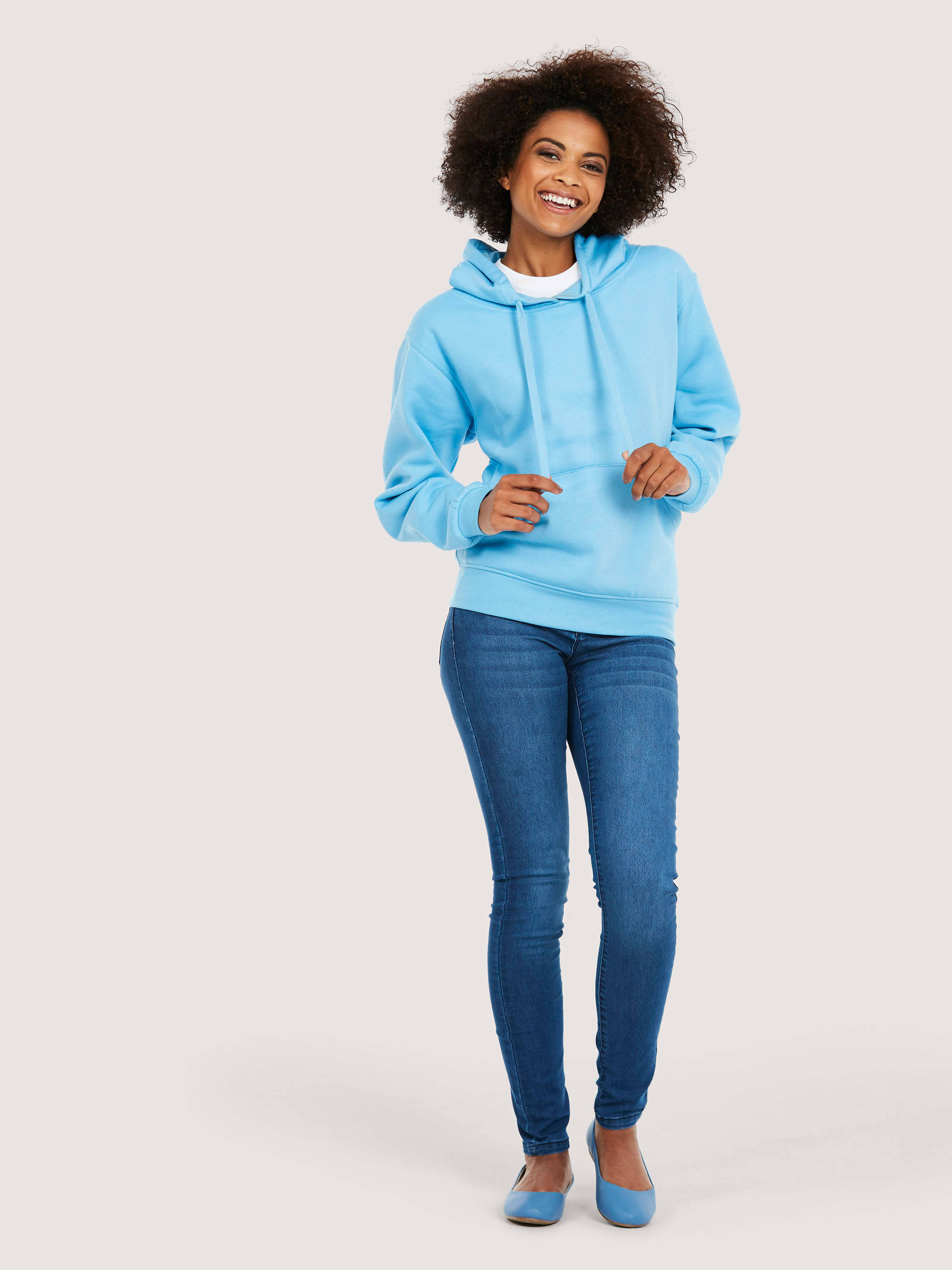 Olympic Hooded Sweatshirt