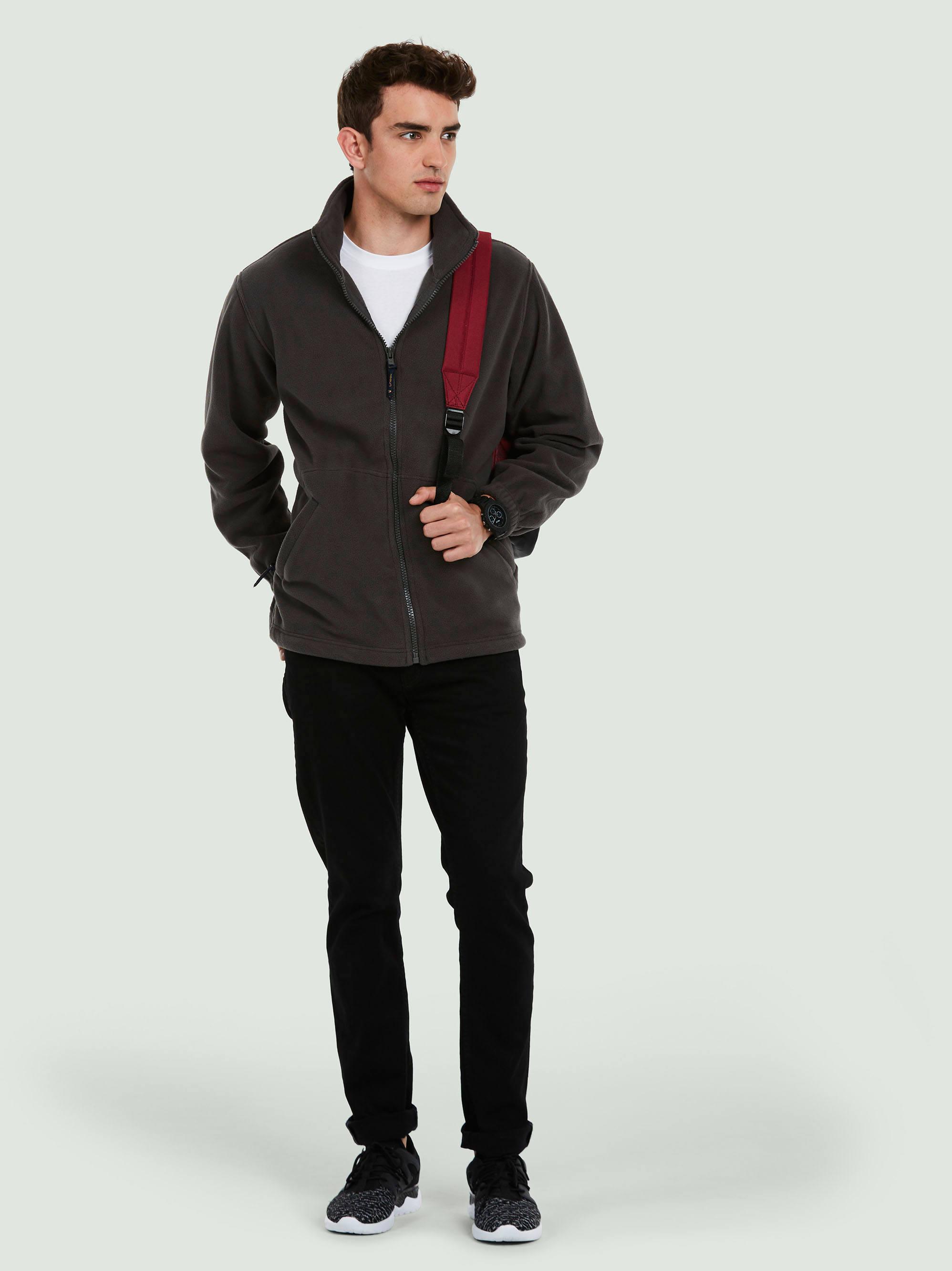 Premium Full Zip Fleece Jacket
