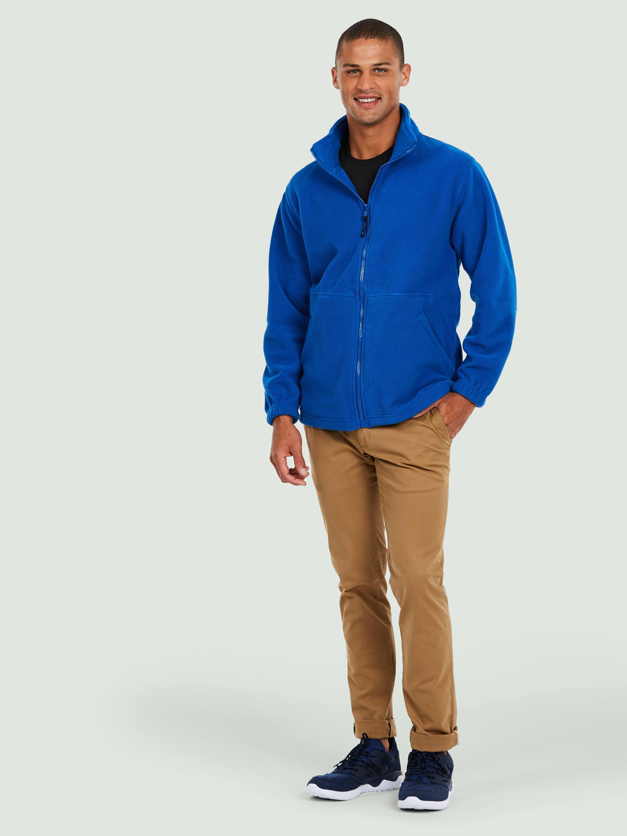 Classic Full Zip Micro Fleece