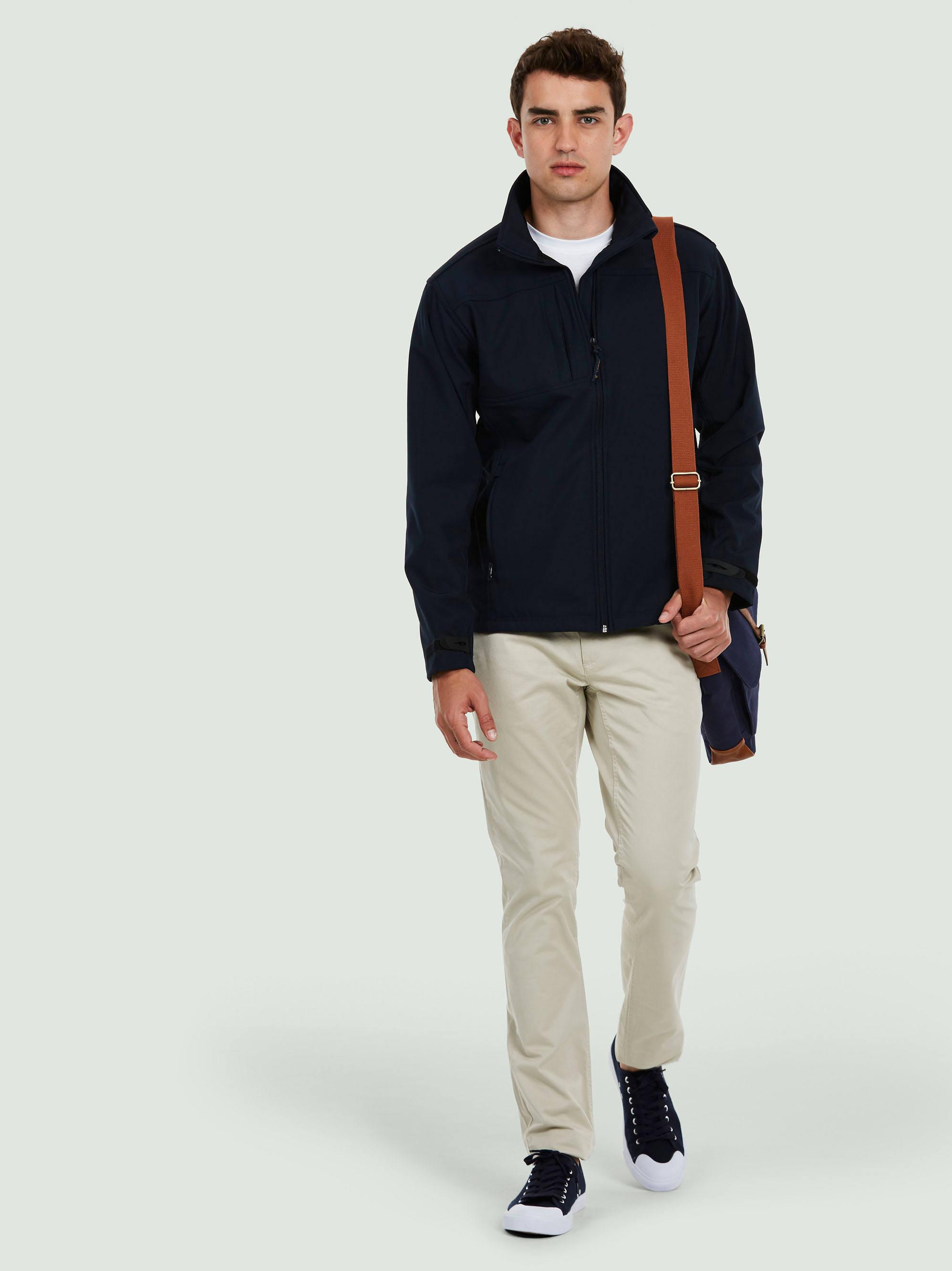Premium Full Zip Softshell Jacket