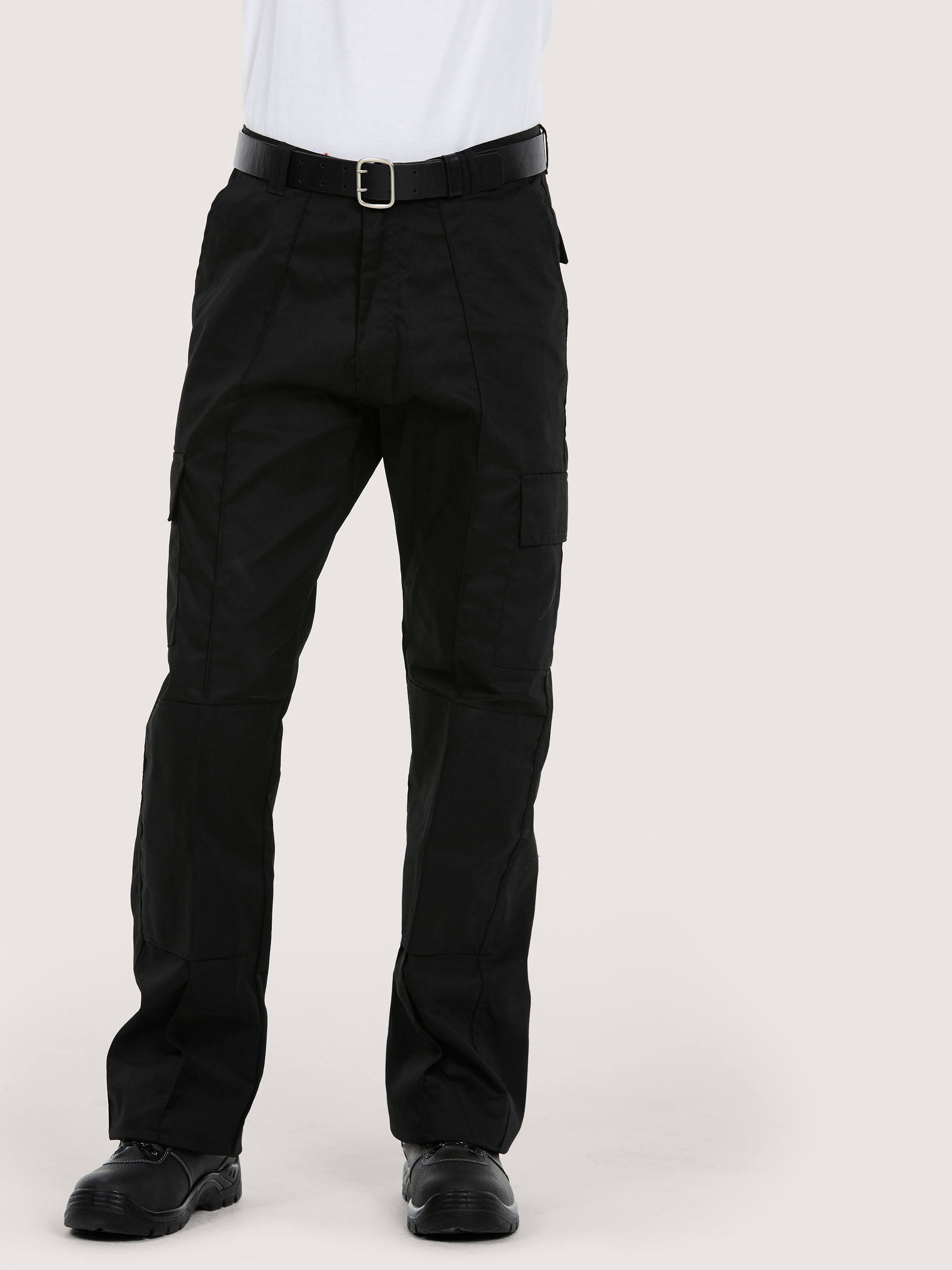 Cargo Trouser With Knee Pad Pocket