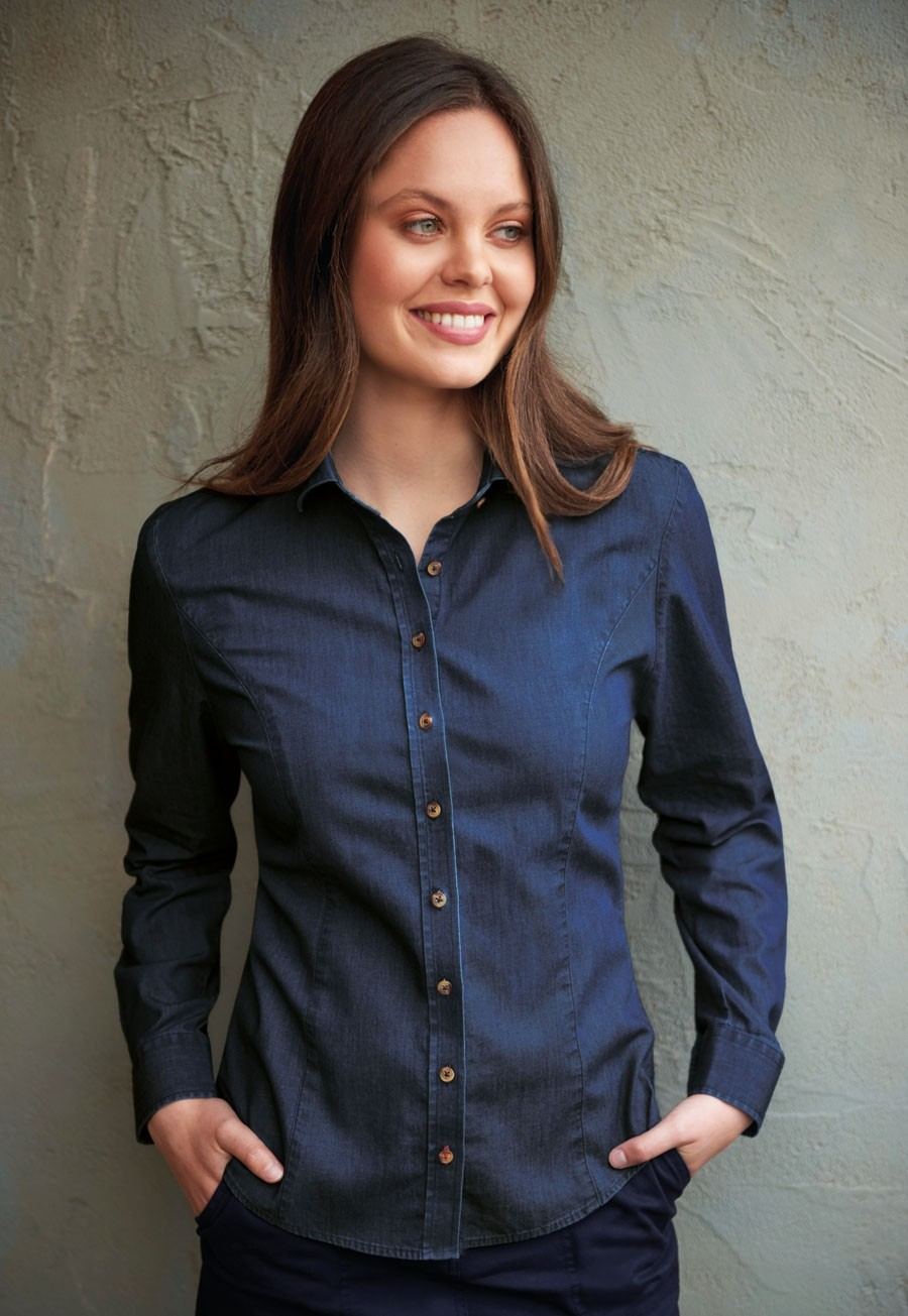 Ladies Banff Shirt Tailored Fit