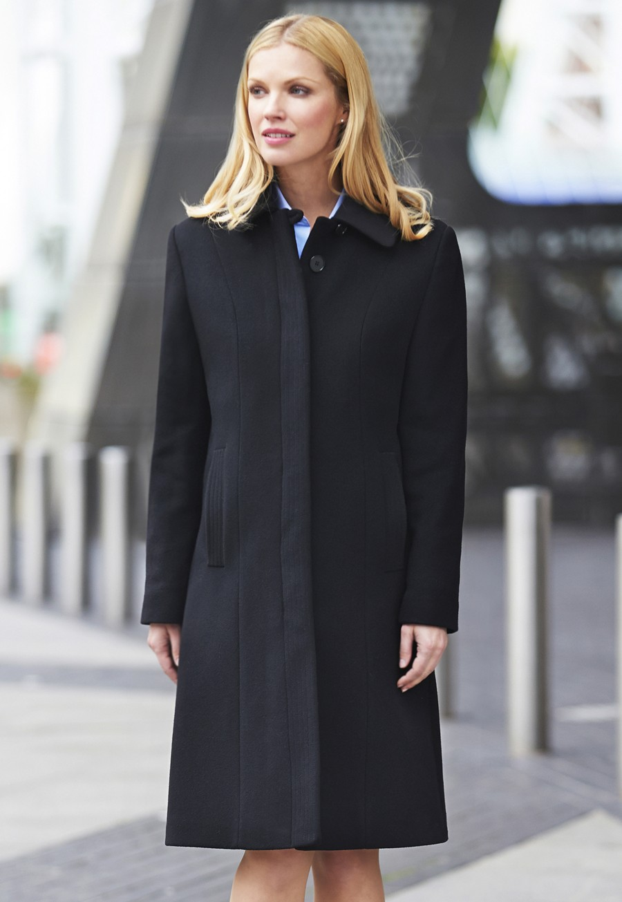 Ladies Overcoat Burlington