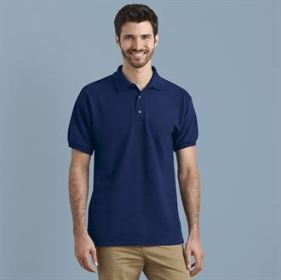 Ultra Cotton Adult Combed Ring Spun Polo