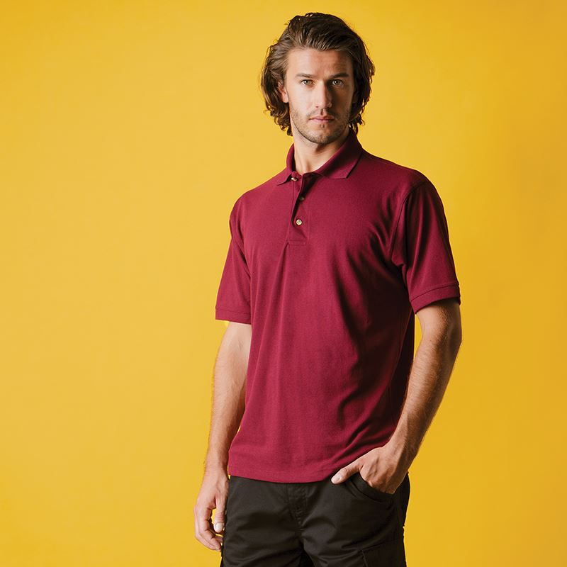 Men's Poloshirt Superwash