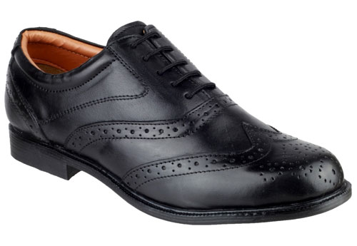 Liverpool Oxford Brogue Shoe