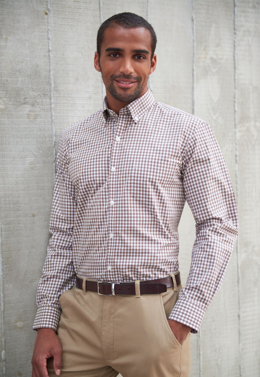 Men's Montana Shirt Tailored Fit