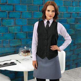 Ladies Hospitality Waistcoat