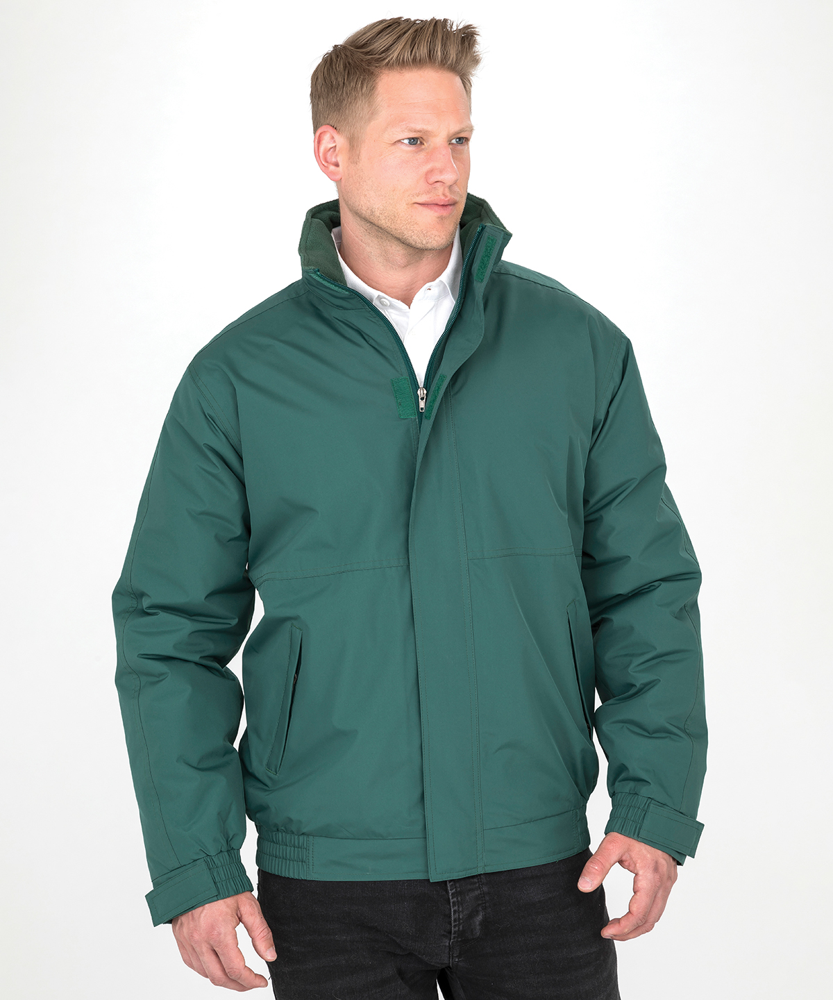 Core Channel Jacket