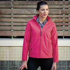 Ladies Uproar Soft Shell Jacket