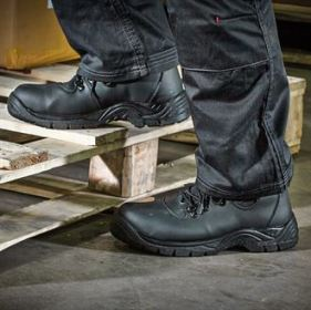 Dickies- Super Safety Fury Hiker Boot