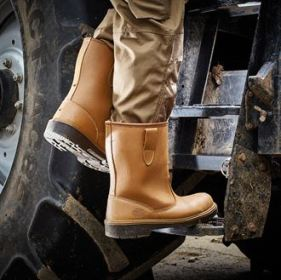 Dickies - Super Safety Rigger Boot