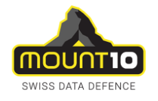 Mount10 Swiss Data defence