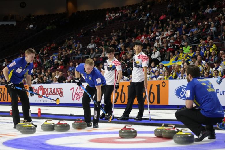 361˚ World Men's Curling Championship 2018 delivers wide-ranging ...