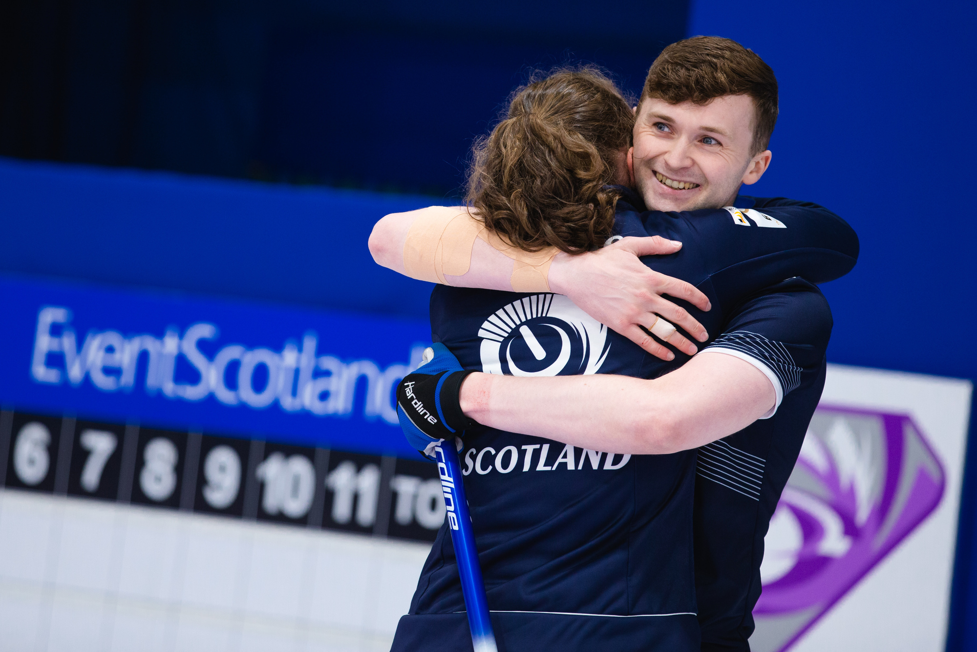 Scotland to face Norway for World Mixed Doubles gold medals - World Curling Federation