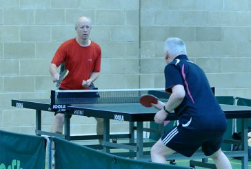 Table tennis league celebrates 25 years