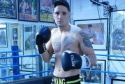 Young handed British title eliminator
