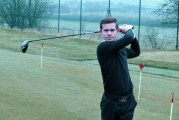 The future looks bright for golfer Jake