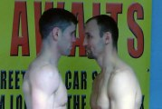 O'Kane and Watkins weigh in for World Awaits show