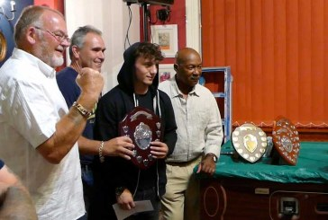 Walcot's boxing stars are rewarded