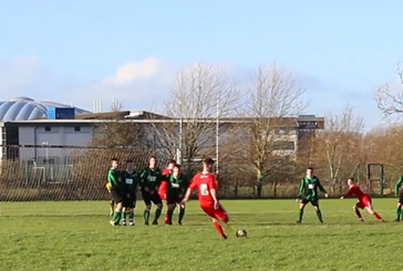 VIDEO: Superb free-kick from Slattery