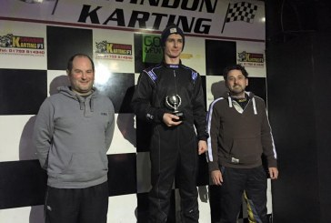 No stopping Cardno at Swindon Karting's Open Race Series