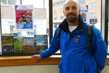 VIDEO: Steve Carr on his charity challenge