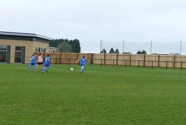 Wootton Bassett Ladies v Cheltenham Development highlights
