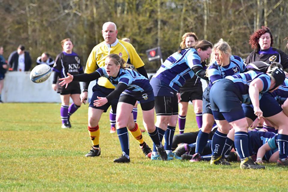 GALLERY: Rugby, Supermarine Ladies v Romford