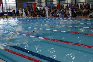 VIDEO: Swimming, Girls Open 50m Freestyle