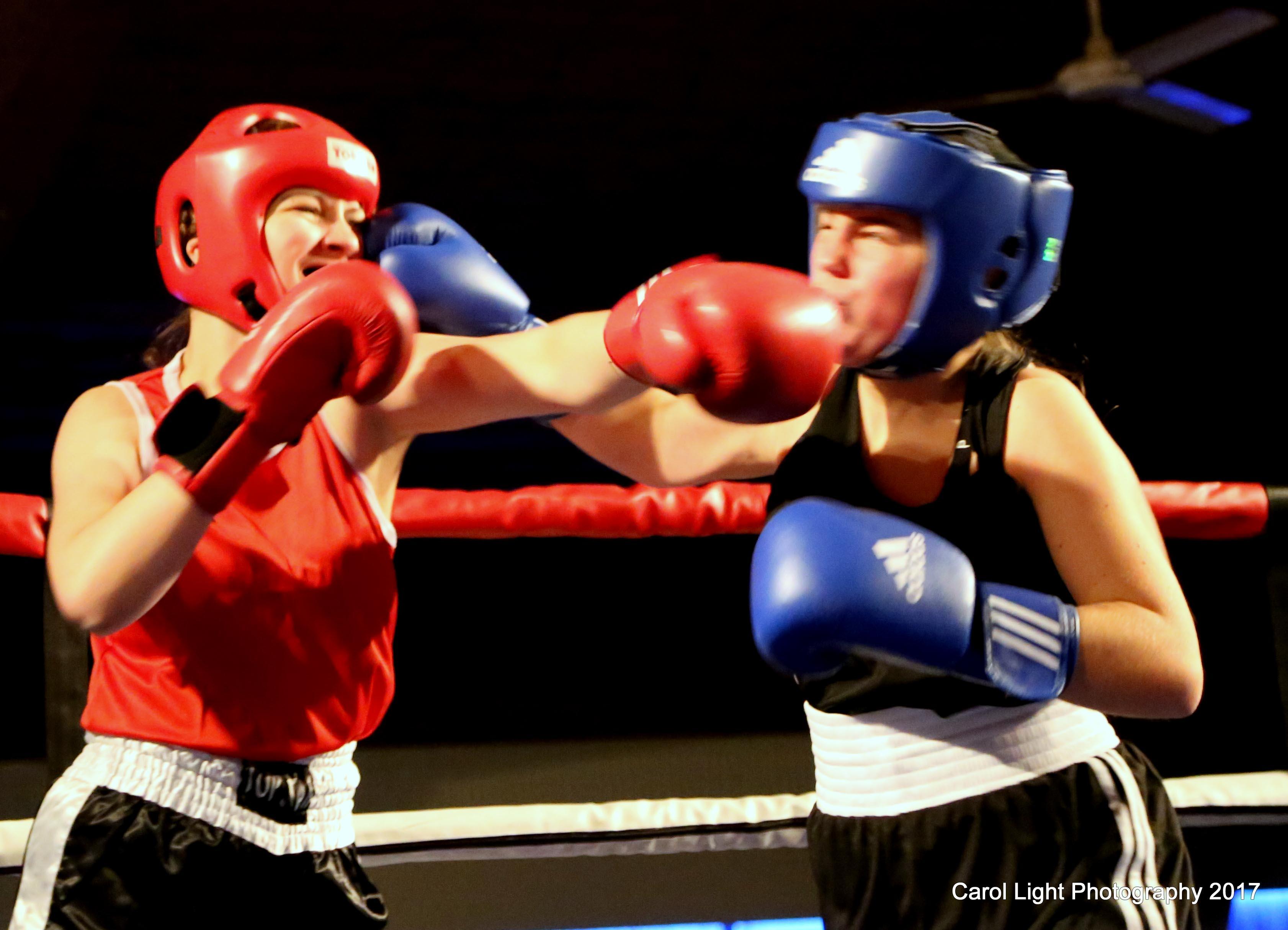 Coastal amateur boxing club