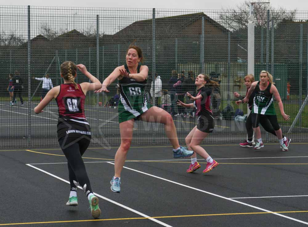 VIDEO 4: Swindon & District Netball League highlights