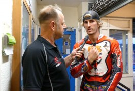 Ellis hails Swindon Robins' team performance against Rebels